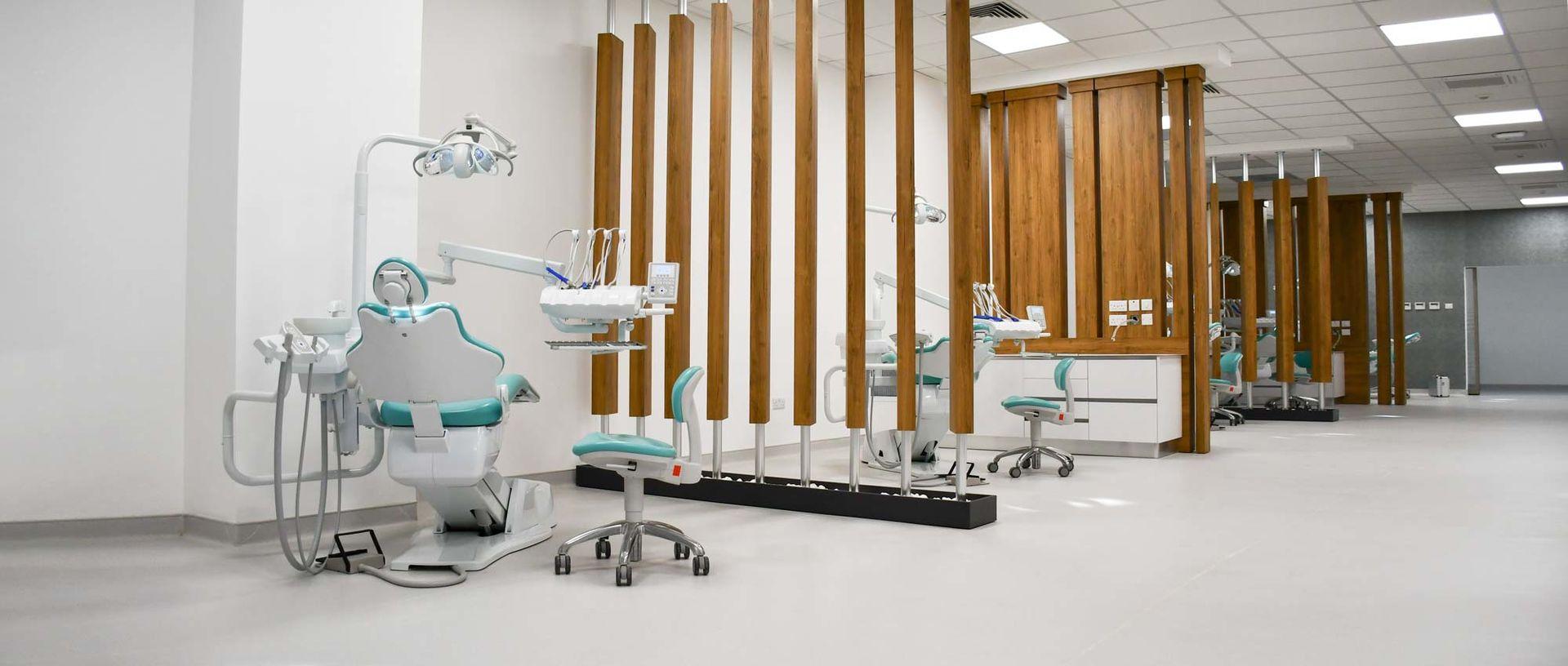پذیرش دندانپزشکی
